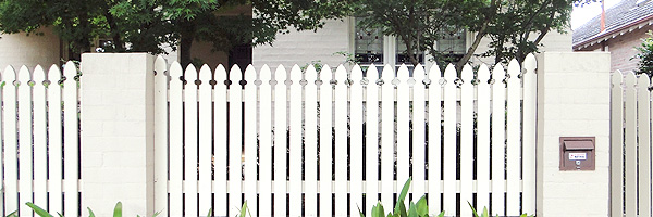 Picket Fences Sydney